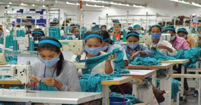 Buruh pabrik gaji UMR