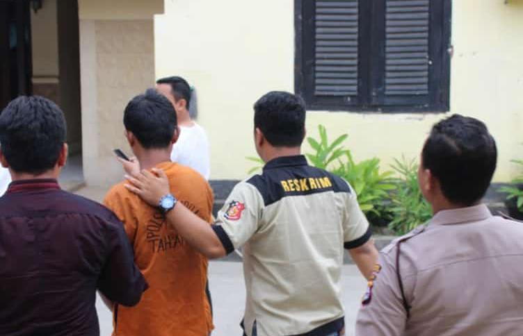Kerap Mencuri Tas di RS Hermina, MS Berhasil Diamankan Polsek Ciruas