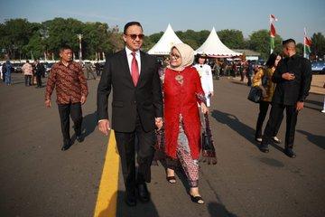 Dirgahayu TNI, Anies Baswedan: Izinkan Kami Mengucapkan Terima Kasih