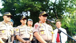 Jelang Pelantikan Presiden, Kapolda Metro Jaya Minta Intelijen Waspada