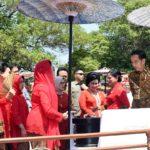 Presiden Jokowi: Kita Harus Berani Perkenalkan Batik ke Internasional