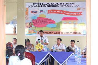 Pelayanan Keliling Kampung, Mendengar Langsung Kebutuhan Warga