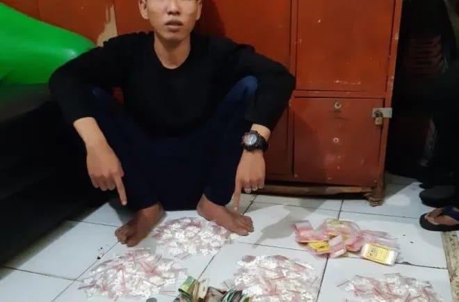 Ribuan Pil Koplo Tidak Jadi Beredar di Surabaya