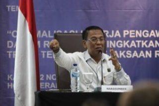 Jamwas M Yusni Perkenalkan Sistem Pengawasan Jaksa Berbasis IT