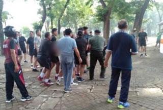 Ledakan di Kawasan Monas, Kapolda Metro Jaya Sebut Bukan Ledakan Bom