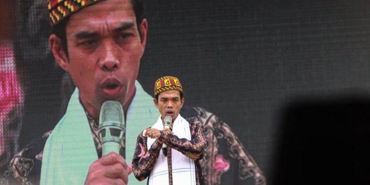 Aksi Damai Bela Ulama, Aceh Terdepan Bela UAS
