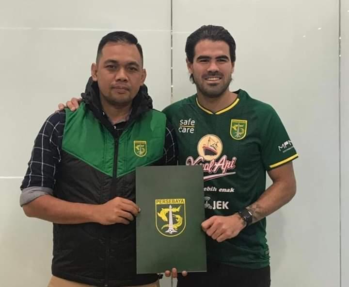 Putaran Kedua Shopee Liga 1, Persebaya Kontrak David Da Silva Dan Aryn Williams