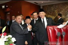 Akhirnya, Bamsoet Terpilih Menjadi Ketua MPR Periode 2019-2024