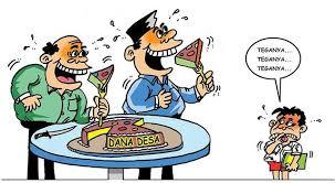 Ngeri ! ICW Rilis 12 Modus Korupsi Dana Desa