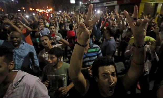 Aksi Rakyat Mesir, Akankah As-Sisi Tumbang?