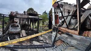 Aktivis HAM, Ronny : Pembakaran Rumah Wartawan Harian Serambi, Kejahatan Luar Biasa Terhadap Pers