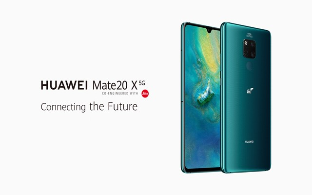 Huawei Luncurkan Ponsel Pintar 5G