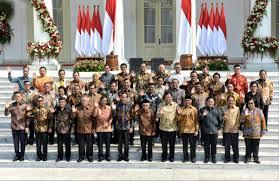 Berikut Daftar Akun Resmi Medsos Presiden dan Para Menteri Kabinet Indonesia Maju